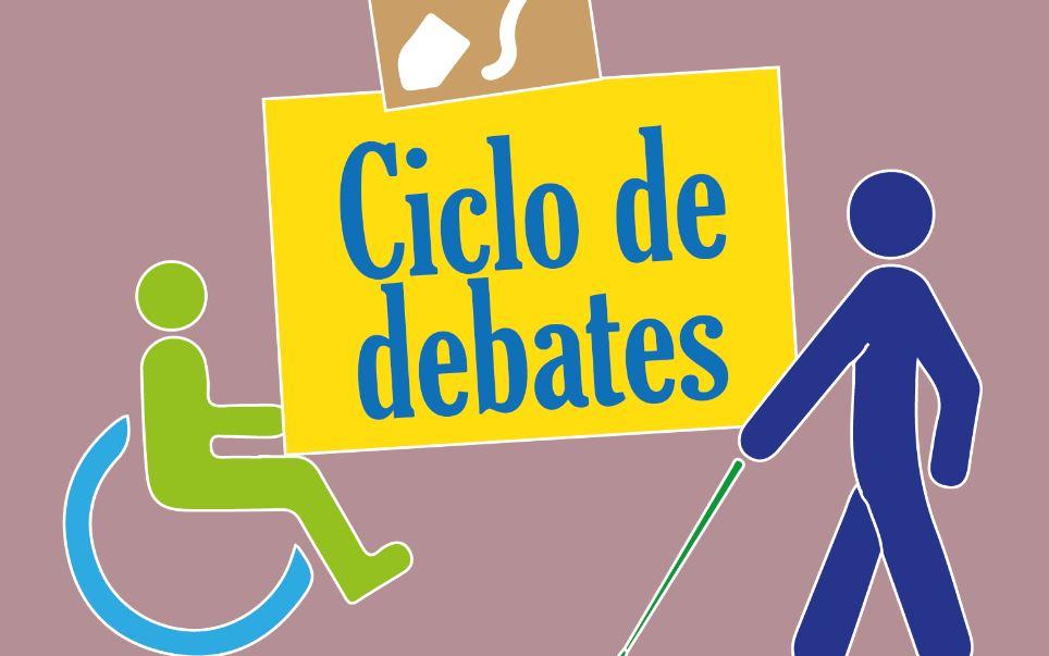 """Ciclo de debates """"A arte de criar uma sociedade cada vez mais inclusiva"""""""