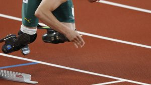 II Torneio Distrital de Atletismo Adaptado