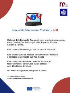 """Read more about the article Projeto """"AIM"""""""